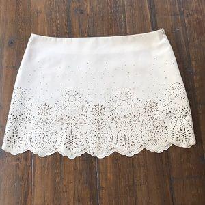 Forever 21 XXI Brand Mini Skirt